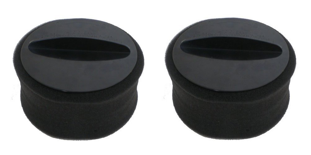 Bissell PowerForce & Helix Turbo Inner and Outer Filter Set 203-7913 (2 Pack)