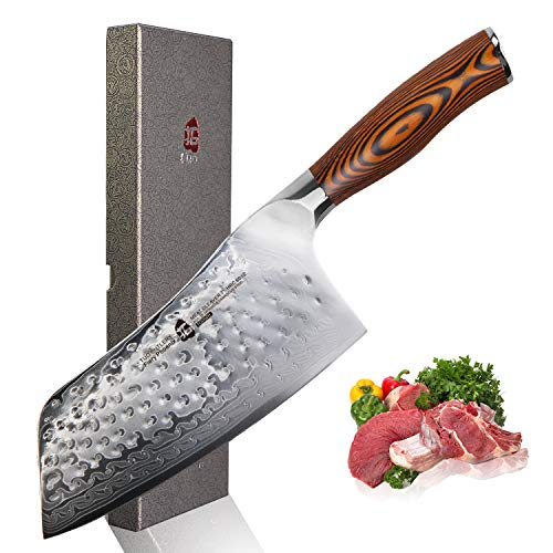- TUO Cutlery Cleaver Knife 7