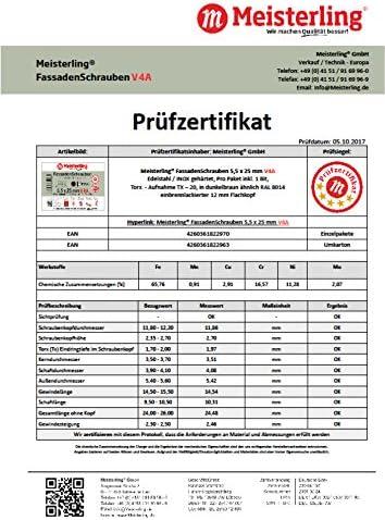 PU: 10 pi/èces Taille de vis /à t/ête frais/ée M3 x 4 mm avec filetage complet et TX D2D ISO 14581 // DIN 965 en acier inoxydable A2 V2A /à t/ête frais/ée