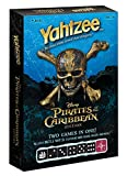 USAopoly Uso-YZ004-123-001700-06 Pirates the Caribbean Yahtzee Game, Multi