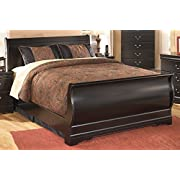 Signature Design by Ashley - Huey Vineyard Queen Sleigh Bed
