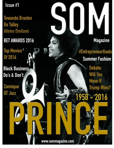 SOM Magazine: Issue #1