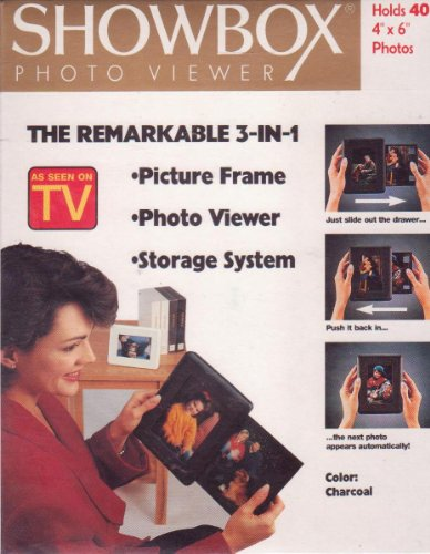 Showbox Photo Viewer (As Seen On TV) by Holson