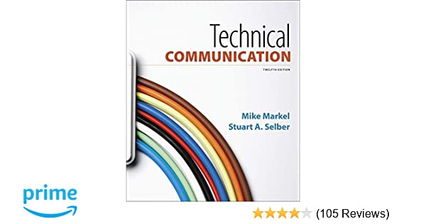 Technical Communication Mike Markel 10th Edition Pdf
