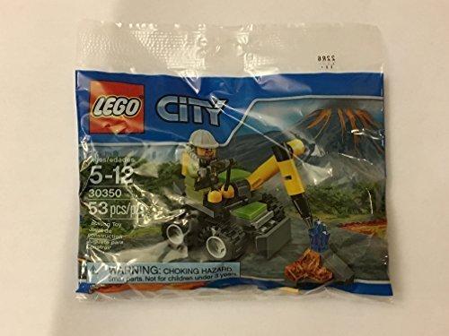 Lego 30350 Volcano - Lego Halo Small Sets