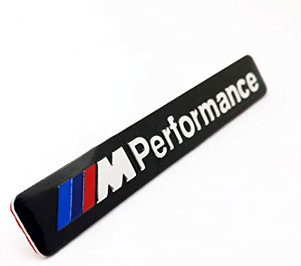 Biznon Power Sport Tech Logo Performance en fibre de carbone volant Autocollant Embl/ème pour B M w S/érie 1/2/3/5/6/7/8/Z3/Z4/M1/M2/M3/M4/M5/M6/x 1/X2/X 3/&nbs