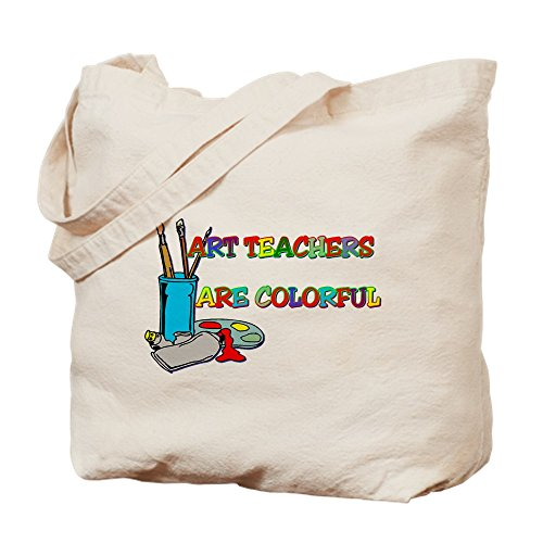 CafePress Teachers Colorful Natural Shopping