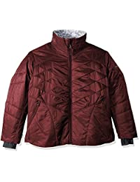 Columbia Women's Kaleidaslope II Jacket – Plus Size, Thermal Reflective Warmth