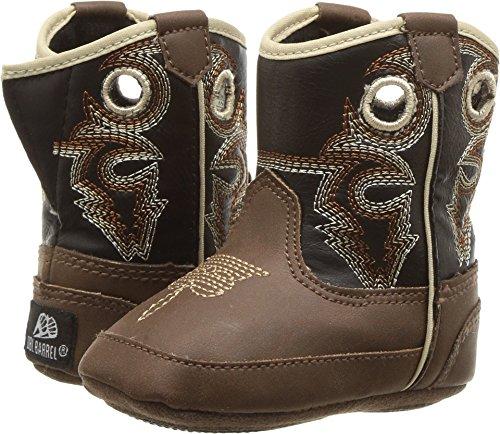 M&F Western Baby Boy's Bucker Trace (Infant/Toddler) Brown/Black 1 M US Infant]()