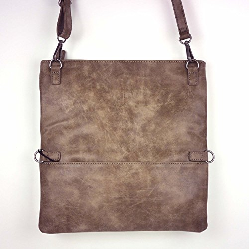 Mujer Bolso Marrón Fritzi Clas Of Prussia Ronja basalt wxT1FqPX