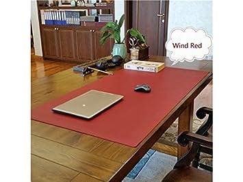 Lridsu nouveau look tapis d écriture de bureau de tapis de souris