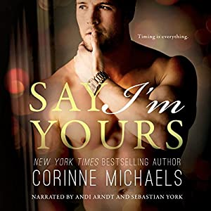 Say I'm Yours Audiobook