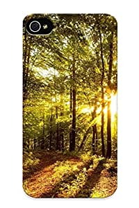 Graceyou Case Cover Sunlight Through The Forest / Fashionable Case For Iphone 6 4.7