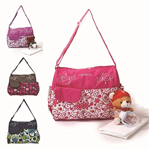 Amazon.com : Carters baby bag multifunctional bolsa maternidade termica baby diaper bags bebe nappy mummy maternity bag mother organizador : Baby