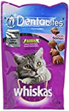 Whiskas Cat Care and Treats Dentabites Chicken 50g (Pack of 8)