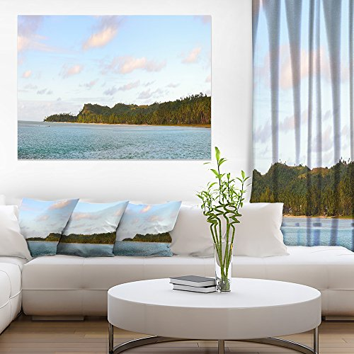 Design Art Modern Seascape Canvas Artwork
