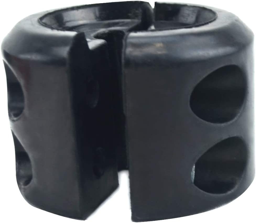 Prevent Pulling Black YZ-Room Winch Cable Hook Stopper Durable /& Shock Absorbent Winch Stopper Winch Accessories for Wire /& Synthetic Cables ATV Accessories Bouncing /& Fraying