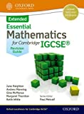 img - for Mathematics for (Cambridge) IGCSE Extended Revision Guide book / textbook / text book
