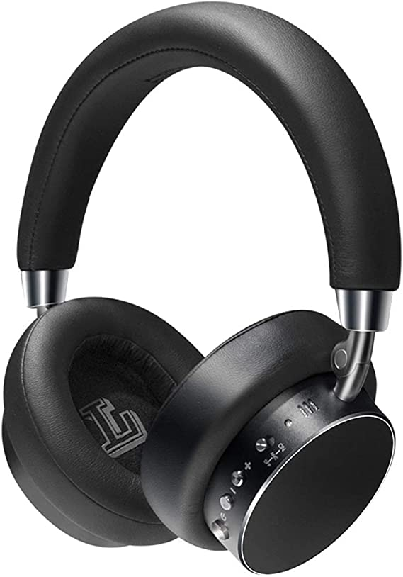 Active Noise Cancelling Headphones Any Warphone Bluetooth Headphones with Mic Deep Bass