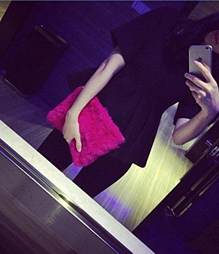S Red Rose Blanco Mujer Para Fox Cartera De Zarapack Without Mano BxwOCqwFR