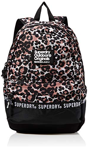 Superdry Damen Repeat Series Montana Rucksack, 35x20x45 cm