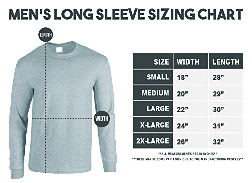 Blittzen-Mens-Long-Sleeve-T-shirt-Touch-My-Beard-Touch-Your-Butt