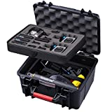 Smatree GA700-3 Waterproof Hard Case for Gopro Hero 7/6/5/4/3+/3/GoPro Hero 2018 (Camera and Accessories NOT included)