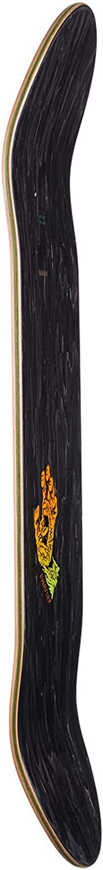 Santa Cruz Hand Crew Undead Everslick 8.5 inch Skateboard Deck