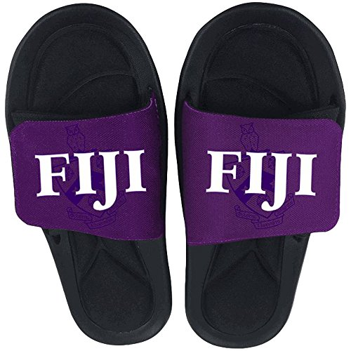 Esprimi Il Gruppo Di Design Fiji Slide On Sandali Multicolore