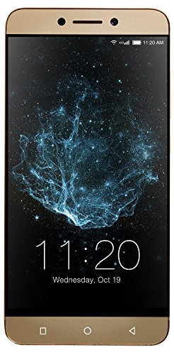 Leeco - Le S3 4g Lte With 32gb Memory Cell Phone  - Gold