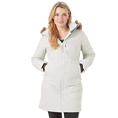 1d2318522 Amazon.com: Didriksons Natasha Womens Parka Aluminum 38: Clothing
