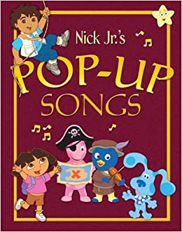 Amazon.com: Nick Jr.\'s Pop-up Songs (9780375843273): Sarah Albee ...
