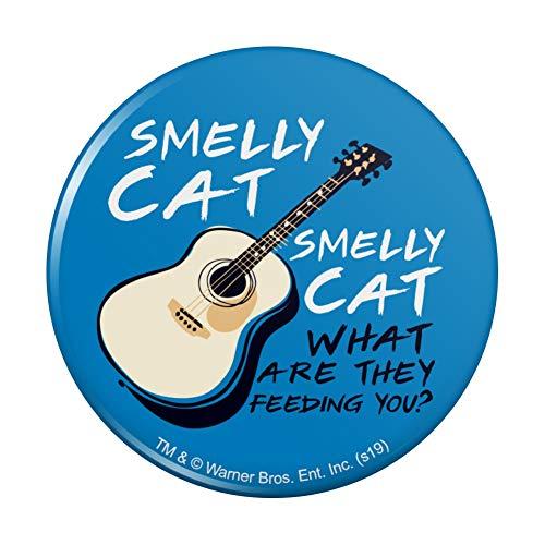 Friends Smelly Cat Song Kitchen Refrigerator Locker Button Magnet