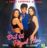 Dil To Pagal Hai (Hindi Movie / Bollywood Film / Indian Cinema DVD)  With  2ND DISC/SPL FEATURES