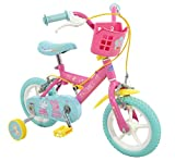 Peppa Pig Girl Bike, Pink, 12-Inch