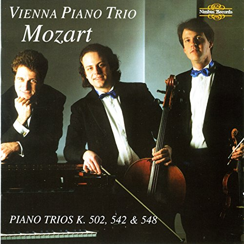 Piano Trio in B-Flat Major, K. 502: II. Larghetto (Vienna Mozart Trio)