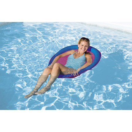 SwimWays Papasan, Swimming Pool and Lake Lounging Seat/Papasan, Luxury Float by Swimways