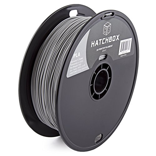 HATCHBOX-3D-PLA-1KG175-CG6C-PLA-3D-Printer-Filament-Dimensional-Accuracy-005-mm-1-kg-Spool-175-mm-Gray