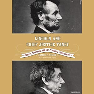 Lincoln and Chief Justice Taney Audiobook