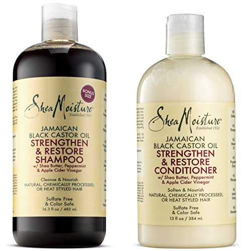 Shampoo and Conditioner for Natural Hair: Amazon.com