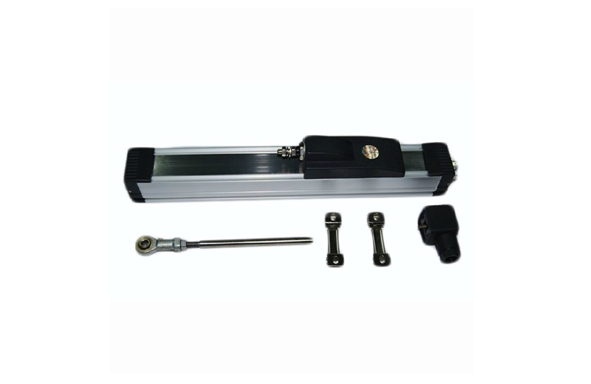JIAWANSHUN KTF series slider scale 100mm linear displacement sensor KTF-100mm FOR NOVOTLH 100MM