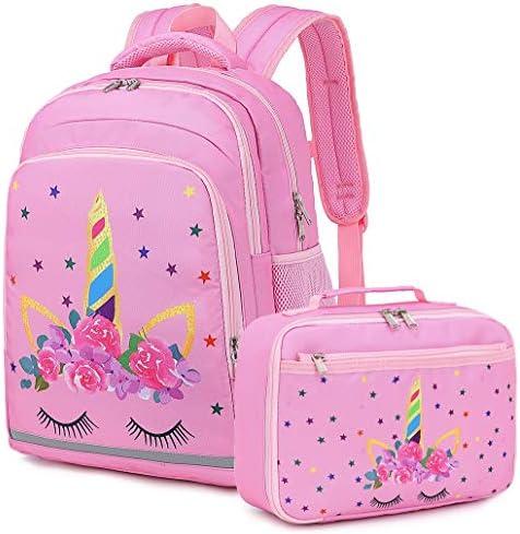 Kids Backpack Large Size Lunch Primary School Boy Cartoon Kindergarten Childrens Schoolbag 3-12 Years Old