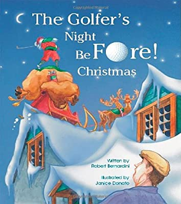The Golfer's Night BeFore! Christmas