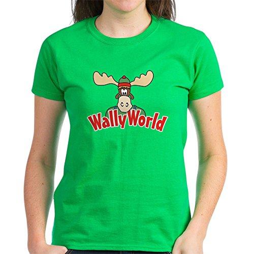(CafePress - Wally World T-Shirt - Womens Cotton)
