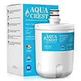 refrigerator water filters 9890 - AQUACREST LT500P Replacement for LG LT500P, 5231JA2002A, ADQ72910907, ADQ72910901, Kenmore 9890, 46-9890, 469890 Refrigerator Water Filter
