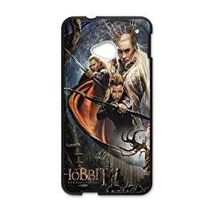 HTC One M7 Cell Phone Case Black The Hobbit jdoa