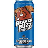 BEAVER BUZZ SASKATOON BERRY (BLUE Can) x 12-pk
