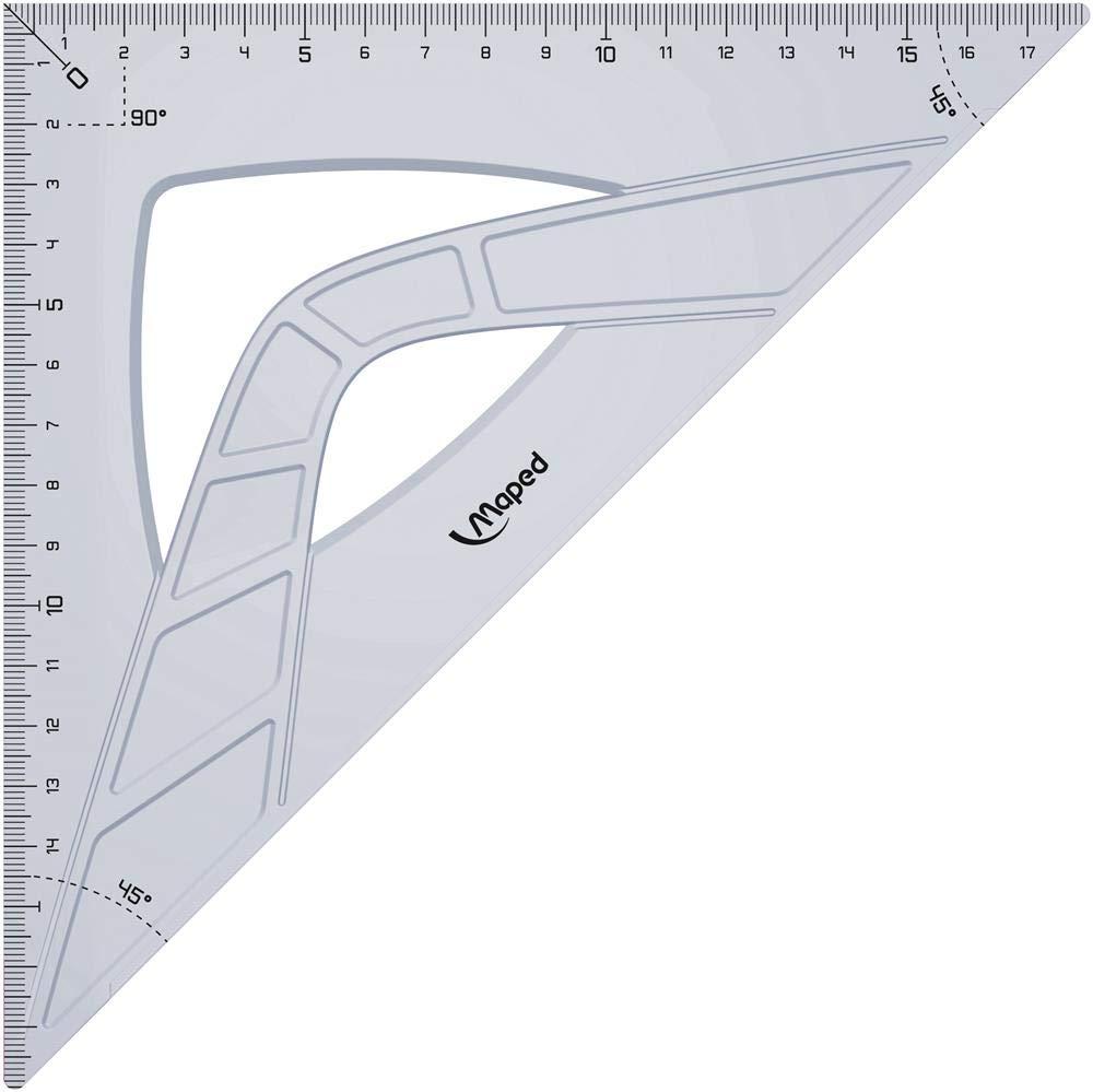 45/° Squadra Geometric 26Cm WIGO