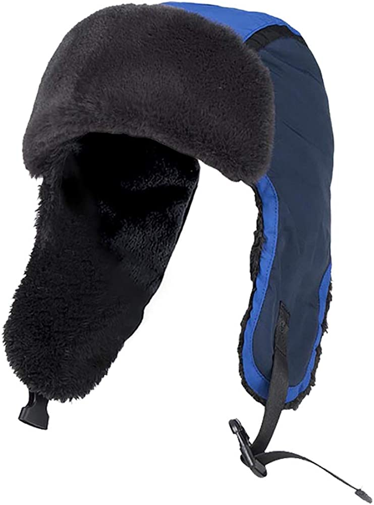 Hatley Girls Fleece Lined Trapper Hat Cold Weather