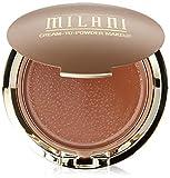 Milani Smooth Finish Cream To Powder Makeup, Cocoa Mocha